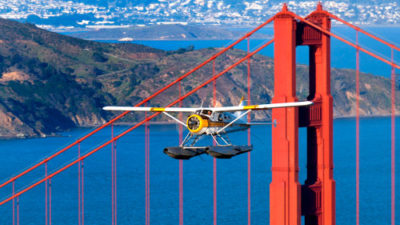 Permalink to:Champagne Seaplane Flight over San Francisco